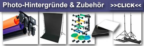 hintergrundsystem 4 fach montageset zur befestigung an wand oder decke. Black Bedroom Furniture Sets. Home Design Ideas