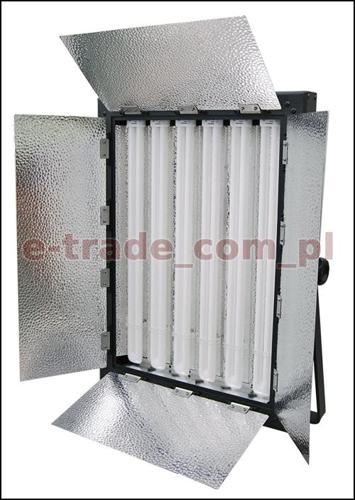 light panel lamp 330w power 330w 6x 55w 1700w power of the light. Black Bedroom Furniture Sets. Home Design Ideas