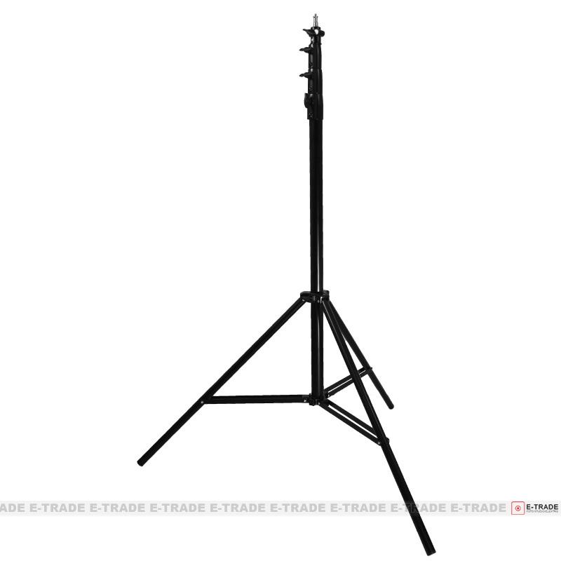 "NEU STATIV 440cm mit Luftdämpfung Fotostativ Lampenstativ Studiostativ  /""818/"""