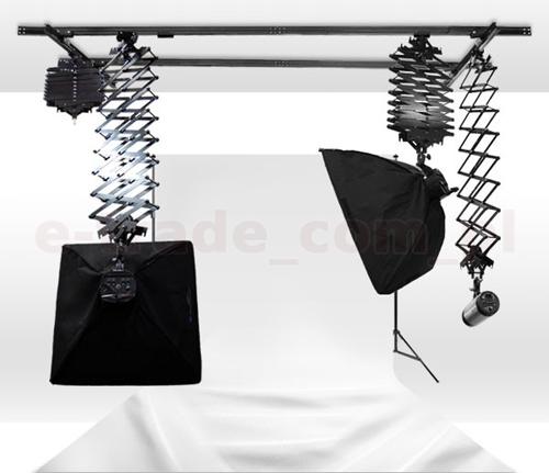 Studio Lighting Rail System: Studio Lighting Ceiling Rail System