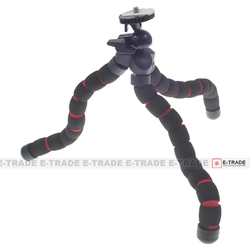 17cm STATIVE Table stand with flexible feet for cameras camcorders DSLR RED